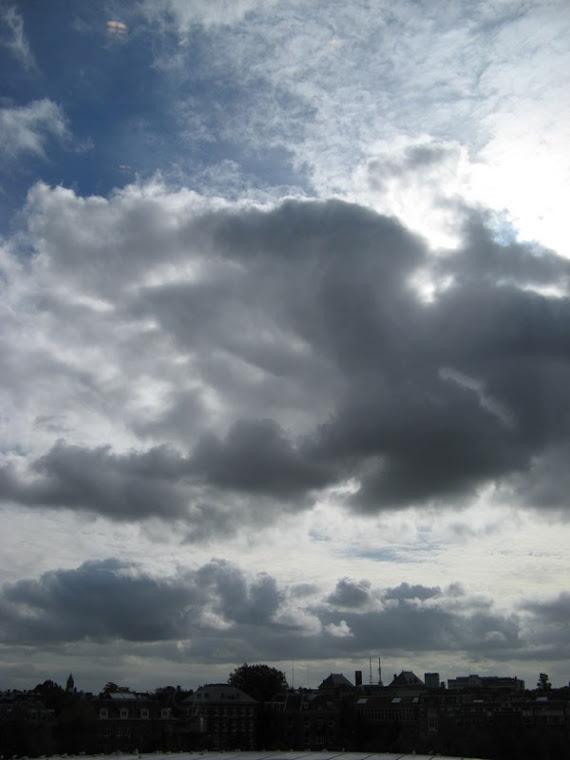 Nube amenazadora sobre Amsterdam