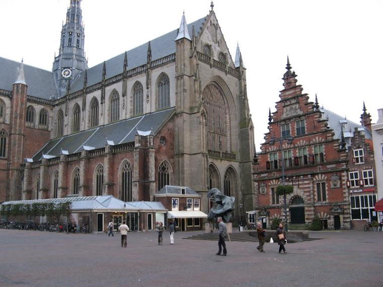 Centro de Haarlem