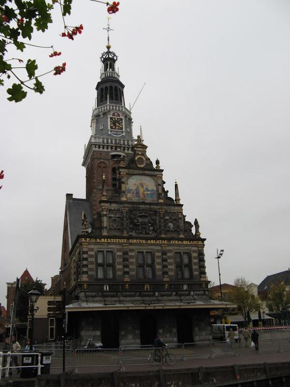 Alkmaar museo del queso