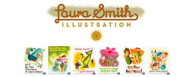 LAURA SMITH ILLUSTRATION/The Artwork