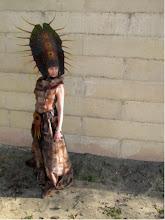 Bush Priestess