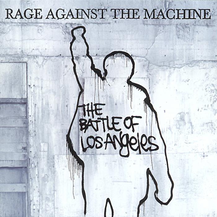 rage against the machine 1st album