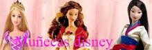 Disney muñecas