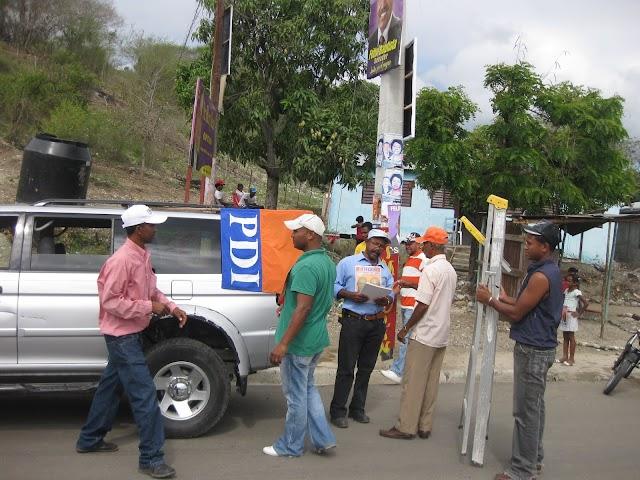 Bohechío asume como su Alcalde a Kilvio Batista