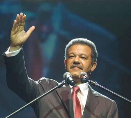 Leonel dice prioridadades del nuevo gobierno serán energía y alimentos