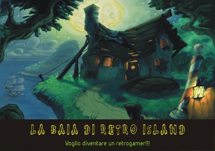 La Baia di Retro Island
