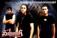 SALVANOR mudanças no line up