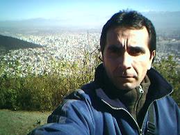 En el cerro de Salta