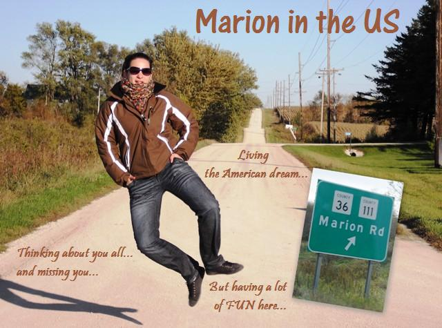 Marion in the US