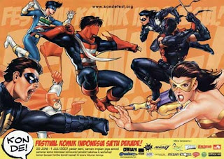 "KOMIK INDONESIA......""WHAT STYLE?"""