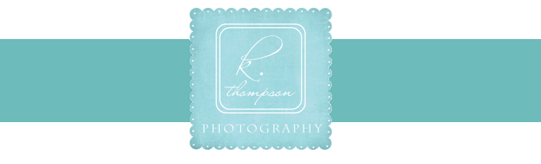 Welcome to the k. thompson photography blog!