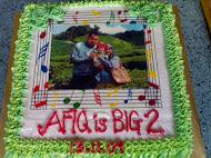 Cake + Edible Image