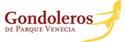 Gondoleros de Parque Venecia