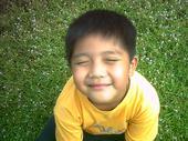 ini adik saya bah