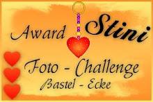 Mein erster Award!!!!