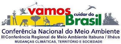 Veja o Feed-Back da III Conferência de Meio Ambiente do Baixo Sul e do Litoral Sul da Bahia