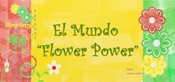 "Mi Blog ""Flower Power"""