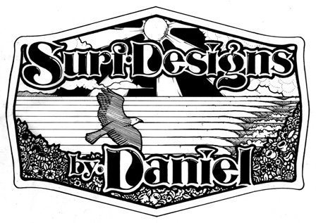 Surf Designs by Daniel