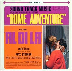 Rome Adventure Soundtrack (1962)