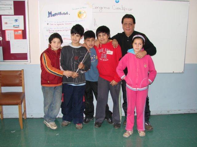 El grupo de José Mancilla