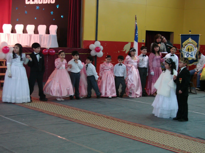 Los Reyes del año 2008 terminan su Reinado