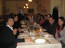 Cena de  Camaradería