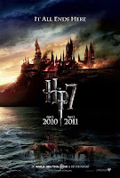 Harry potter and the deathly hallows part poster 20 Fall Movies for Teens 2010
