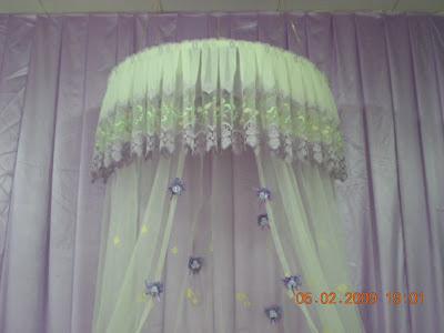 Shopzilla - Half moon window curtain Curtains & Drapes
