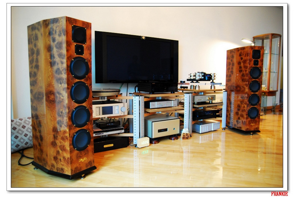 Wizard High End Audio Blog A System With Fm Acoustics And