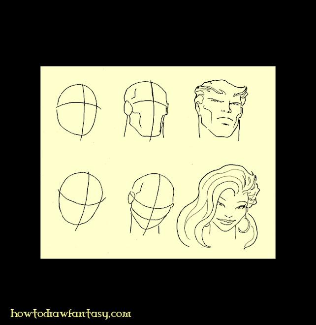 Comment-dessiner-un-visage-humain
