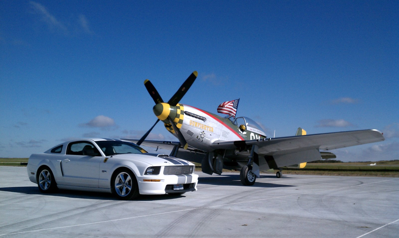 My Mobile Blog P 51 Mustang