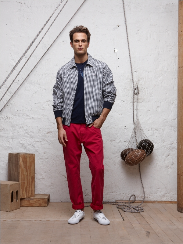 Eden Park Spring Summer 2011 Lookbook_11