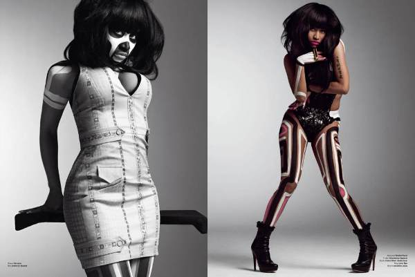 V Magazine Nicki Minaj_4