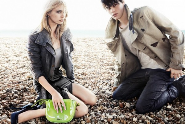 Burberry Spring Summer 2011 Ad Campaign_2