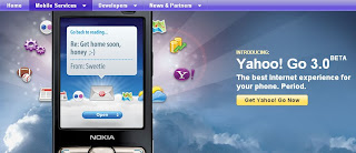 Yahoo Go 3.0 Beta