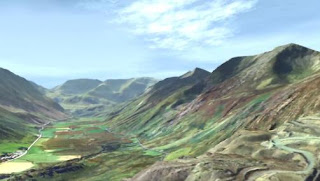 Get Mapping Terrain
