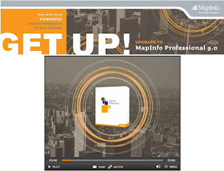 MapInfo Professional 9.0