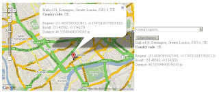 Reverse Geocoding UK Addresses