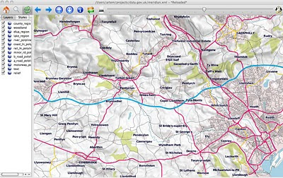 OS Meridian2 xml_rendered in OSM Mapnik