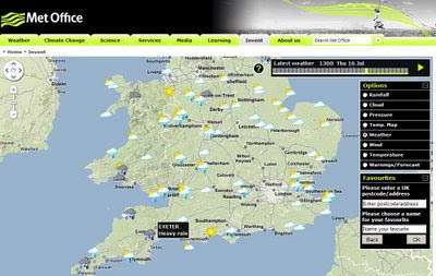 Met Office - Current Weather