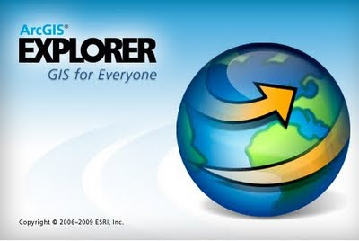 ESRI ArcExplorer (build 900)