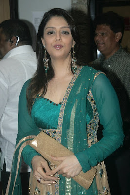 Nagma back to kollywood