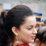 Kangana Ranaut At A Music Launch Funcution
