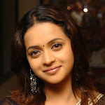Bhavana In Black Dress