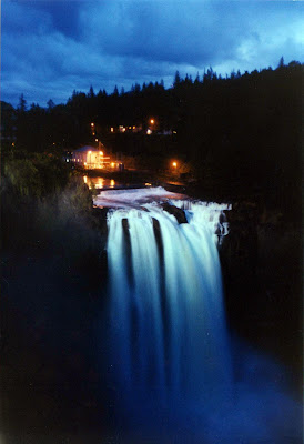 Snoqualmie Falls 1996, by Brian Iskov