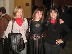 Teresita, Marcia, Aurora.