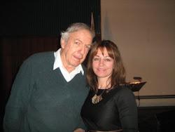 Con Daniel Viglietti.