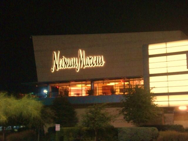 Neiman Marcus; The Shops at La Cantera, San Antonio, Texas. Exterior ...