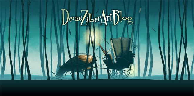 Denis Zilber Art Blog