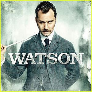 John Watson, Medicina General Jude-law-sherlock-holmes-movie-poster